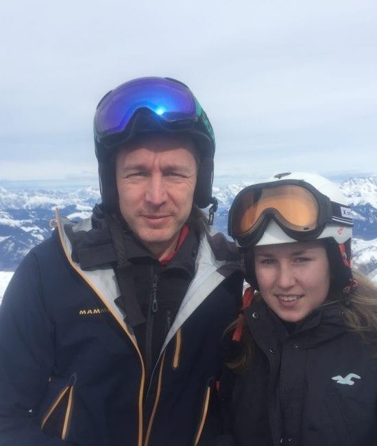 Hans-Peter Hioolen wintersport