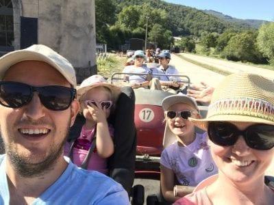 Alex Hoogenboom gezin