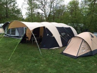 Michel Dekker camping