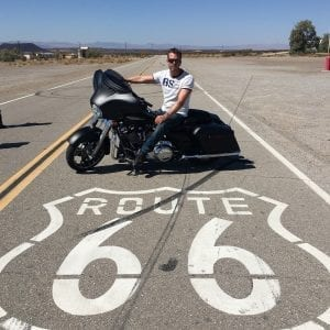 Dennis Roet Route 66