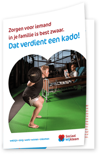 folder mantelzorg Zaanstad