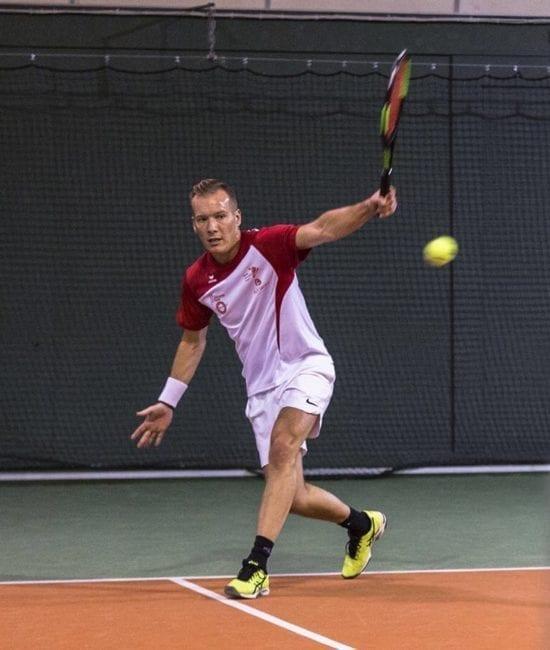 Wouter den Bakker tennis