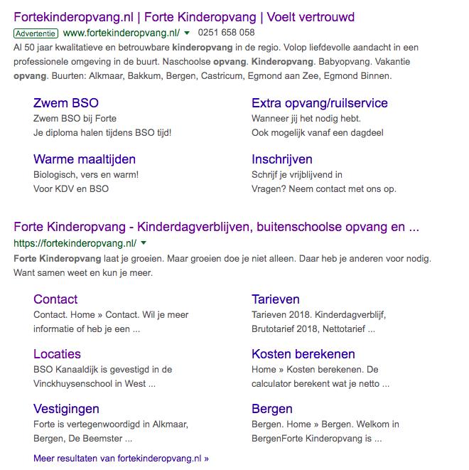 Google ads aangepaste advertentieteksten