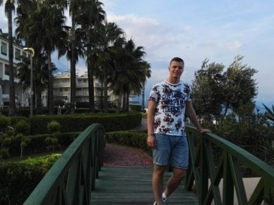 Wessel Borst vakantie 2