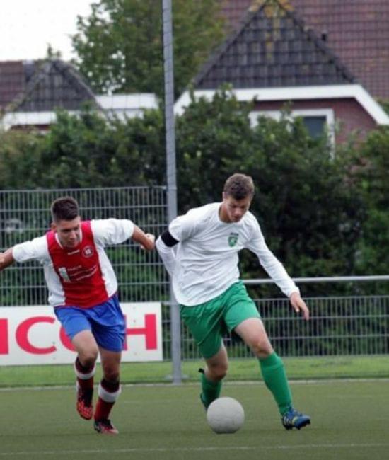 Wessel Borst voetbal
