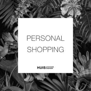 huis van schagen personal shopping