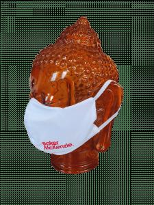 mondkapje gevormd baker mckenzie herbruikbaar